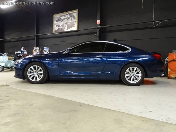 2011 BMW 640D Coupé  For Sale by Auction (picture 2 of 6)