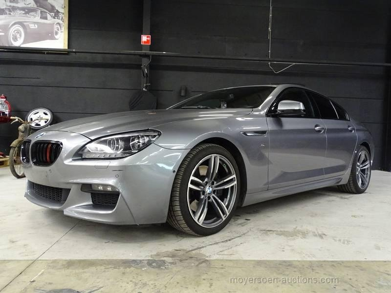 2014 BMW 640d Gran Coupé X-Drive For Sale (picture 1 of 6)