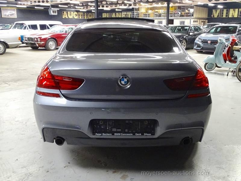 2014 BMW 640d Gran Coupé X-Drive For Sale (picture 3 of 6)