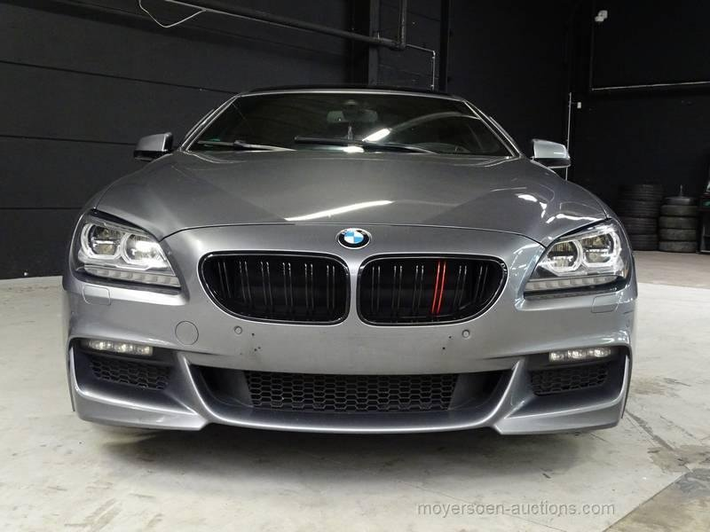 2014 BMW 640d Gran Coupé X-Drive For Sale (picture 4 of 6)