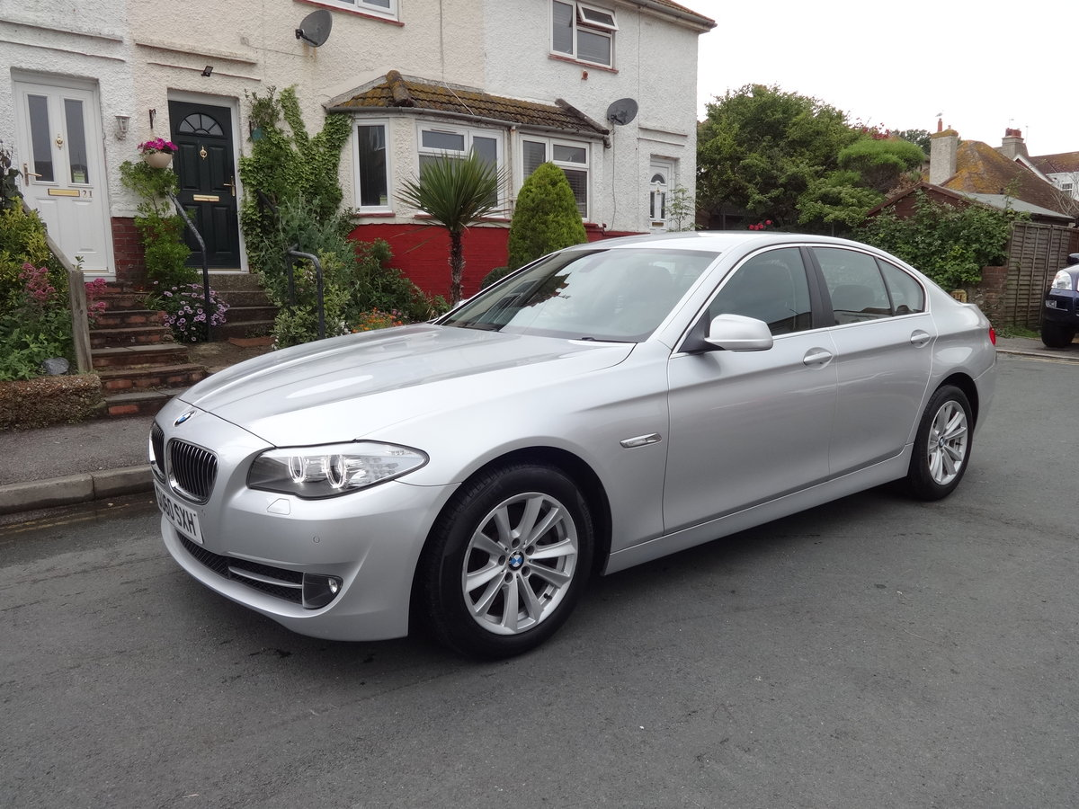 2010 BMW F10 520D SE AUTO For Sale (picture 1 of 6)