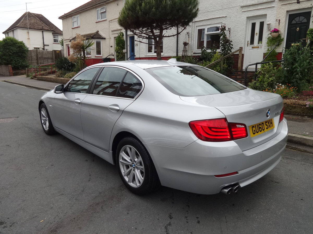 2010 BMW F10 520D SE AUTO For Sale (picture 2 of 6)