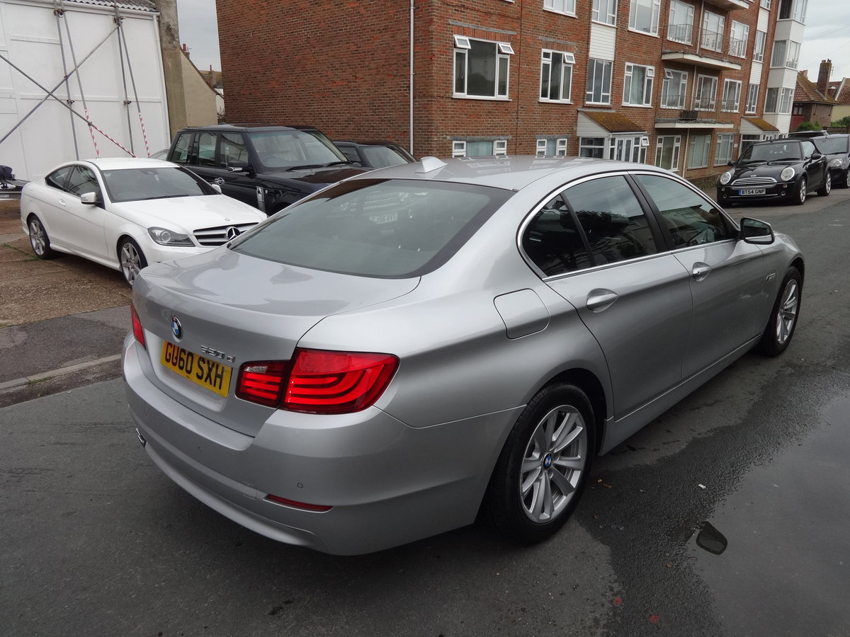 2010 BMW F10 520D SE AUTO For Sale (picture 3 of 6)