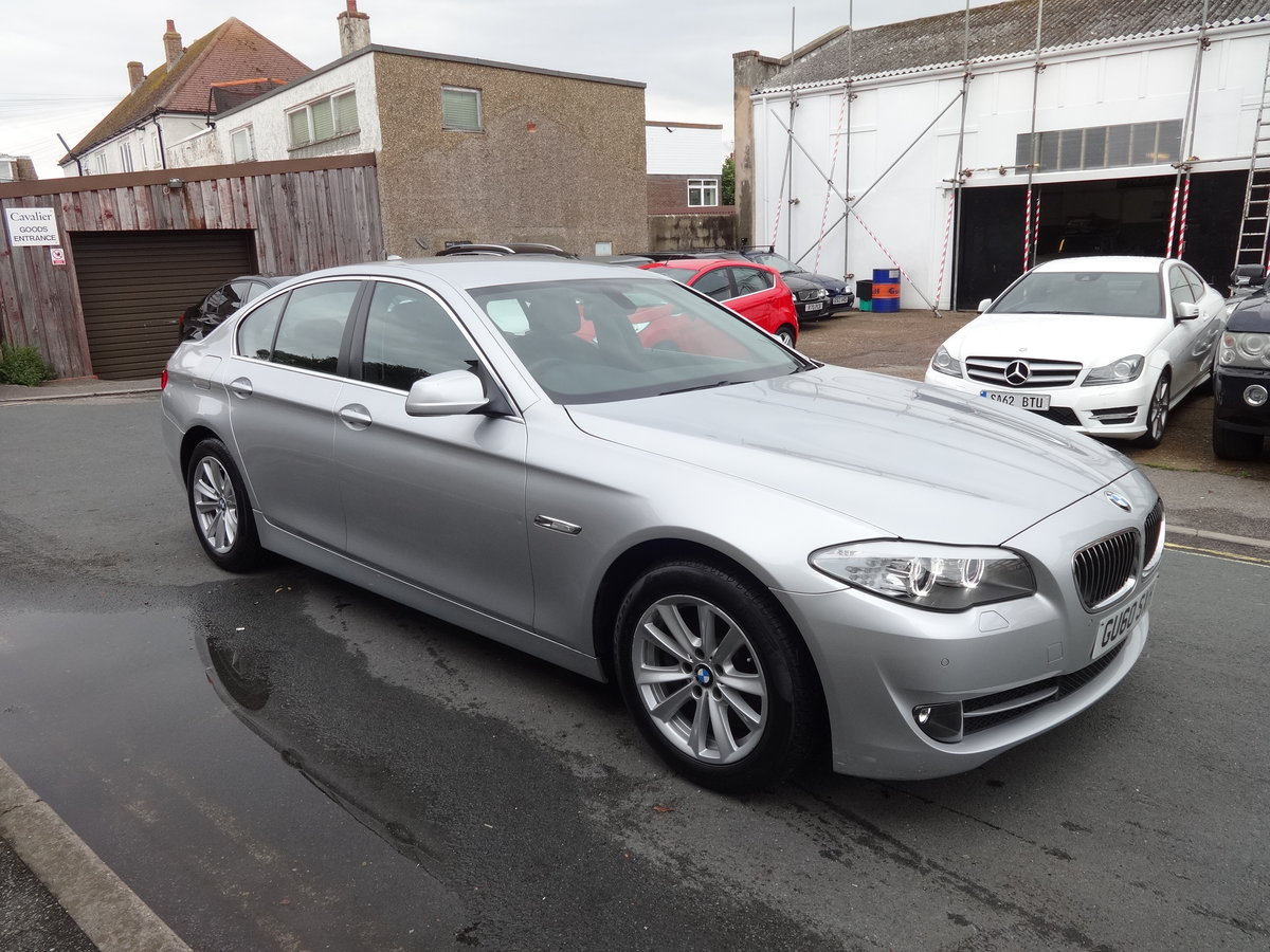 2010 BMW F10 520D SE AUTO For Sale (picture 4 of 6)
