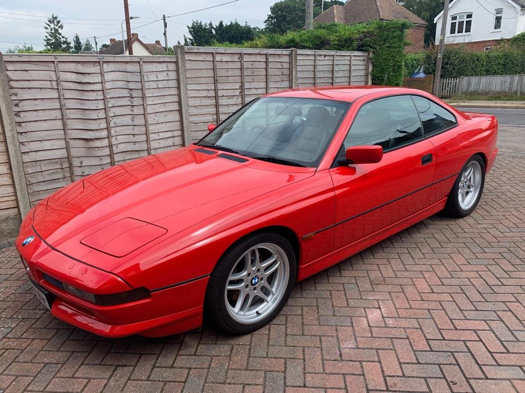 1996 840 ci 4.4 Automatic Red For Sale (picture 4 of 6)