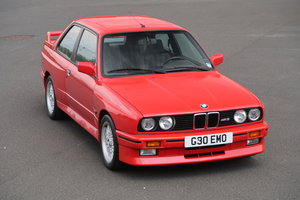 1990 BMW M3 E30 For Sale