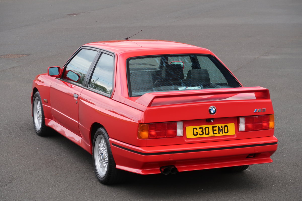 1990 BMW M3 E30 For Sale (picture 2 of 6)