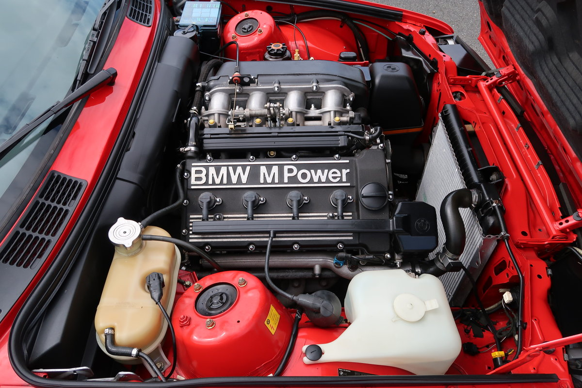 1990 BMW M3 E30 For Sale (picture 5 of 6)