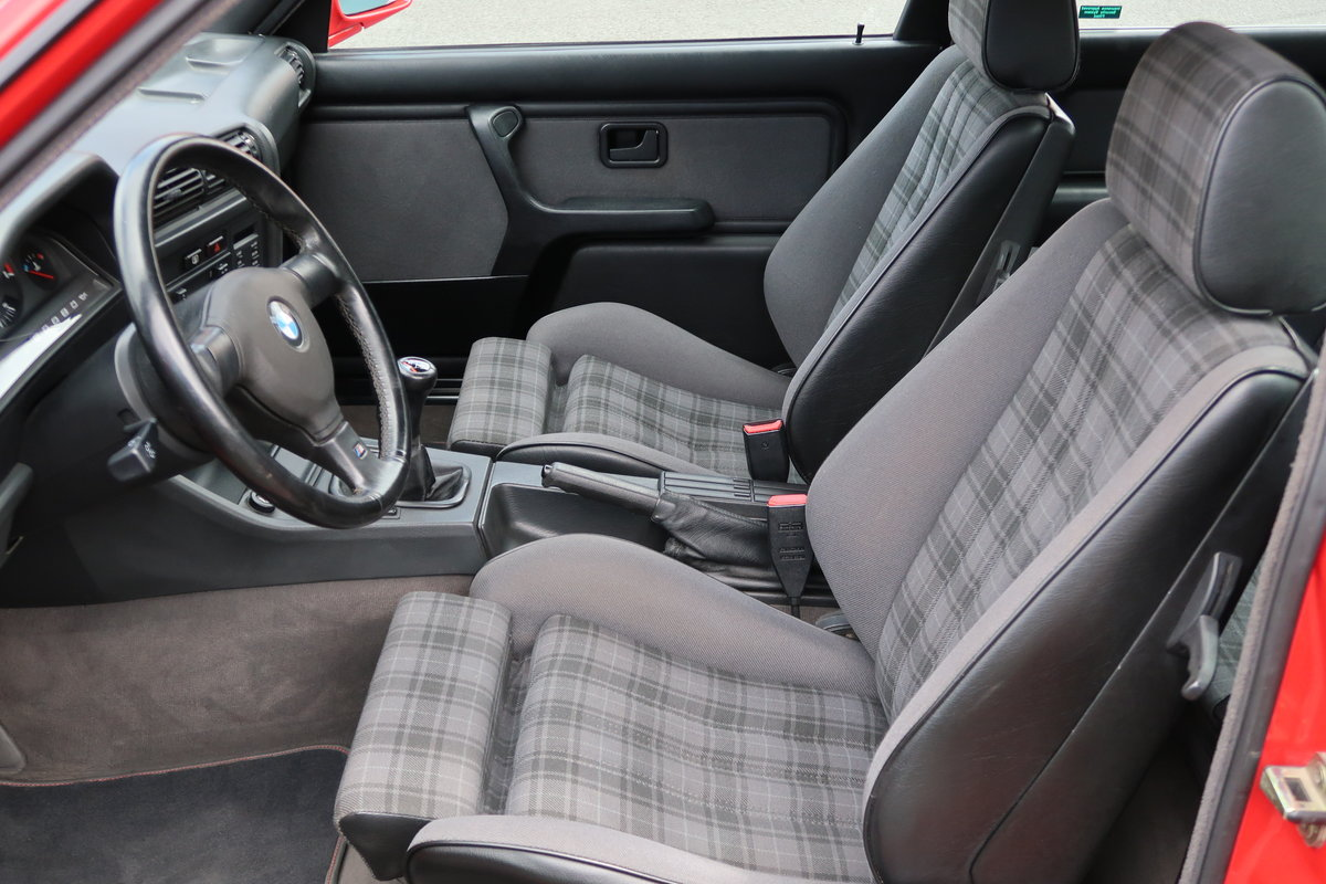 1990 BMW M3 E30 For Sale (picture 3 of 6)