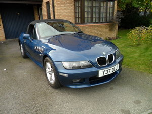 2001 Bmw z3 2.2 litre  low mileage For Sale