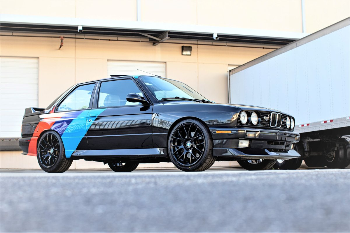 1991 Pristine, no rust, no accidents BMW E30 M3 For Sale (picture 1 of 6)