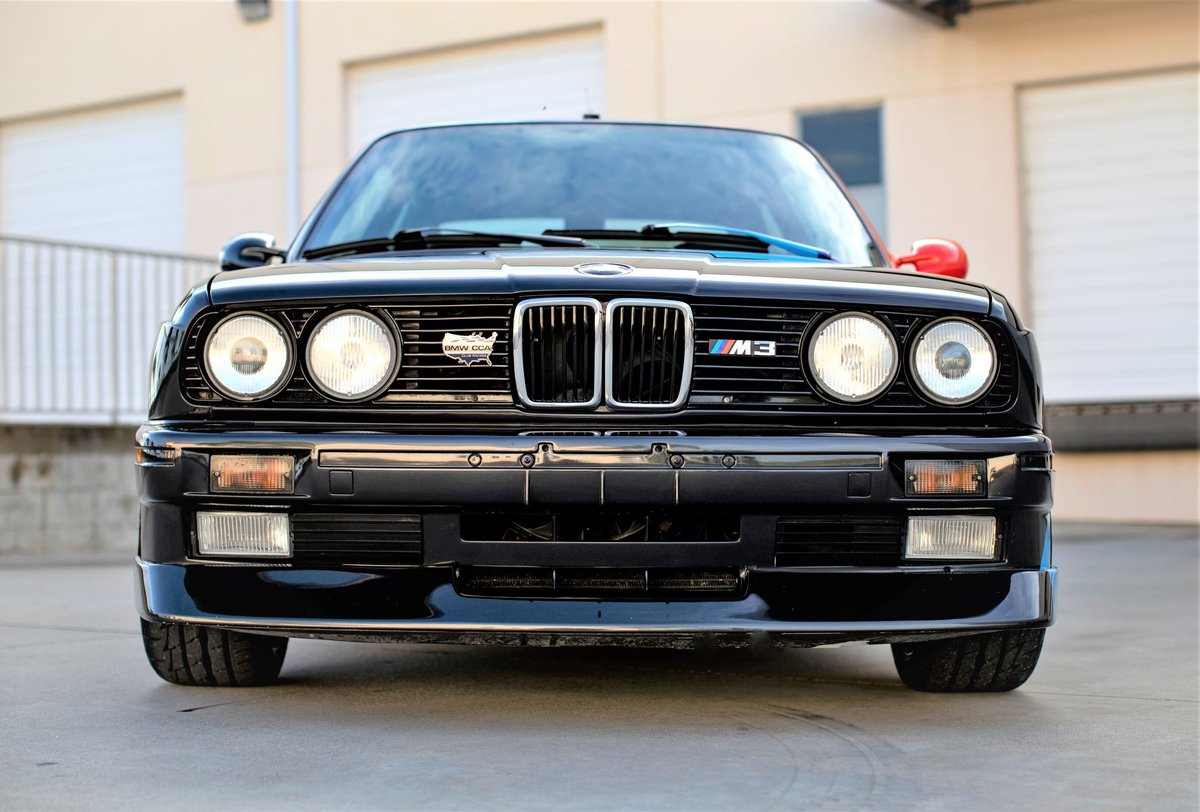 1991 Pristine, no rust, no accidents BMW E30 M3 For Sale (picture 2 of 6)