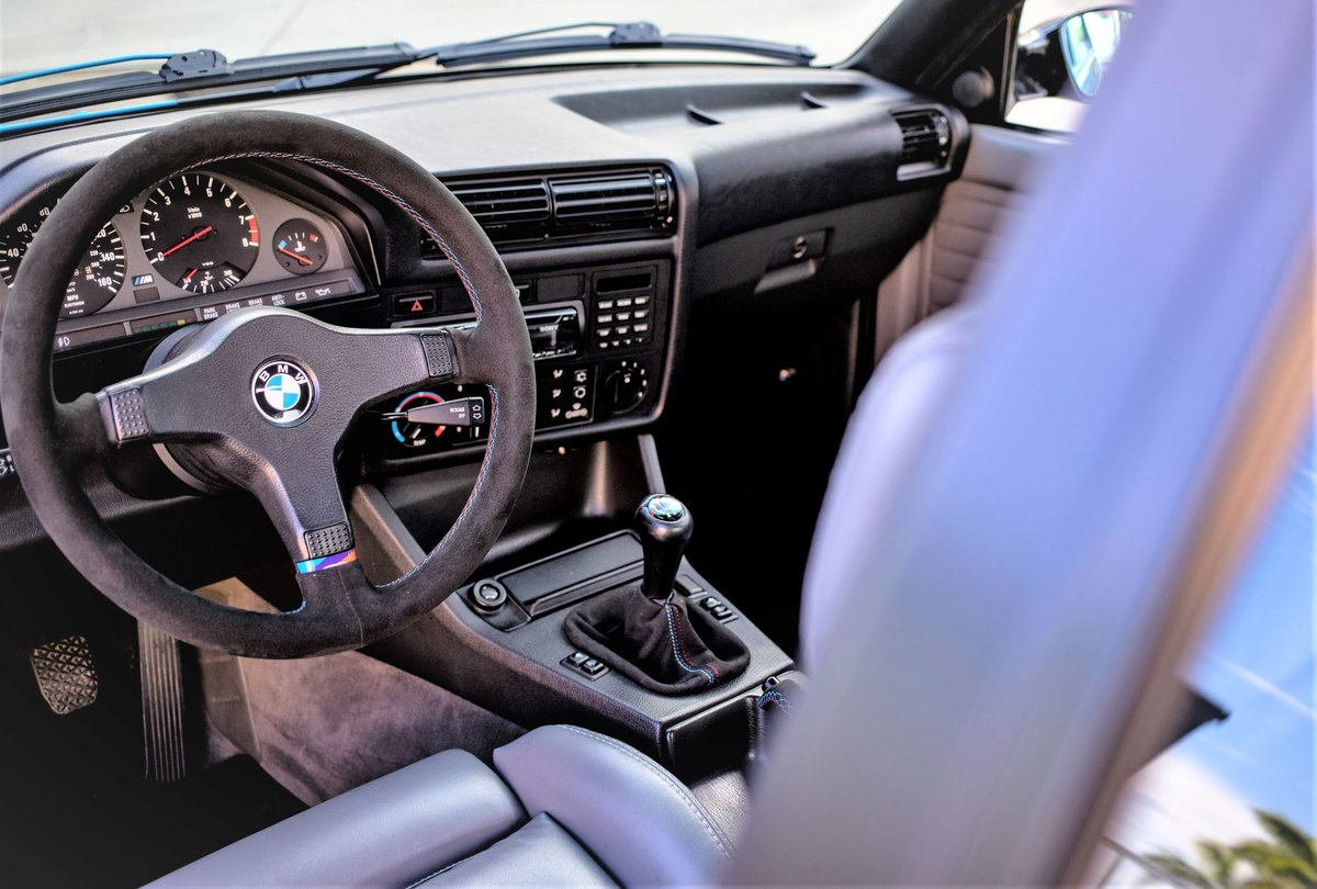 1991 Pristine, no rust, no accidents BMW E30 M3 For Sale (picture 3 of 6)