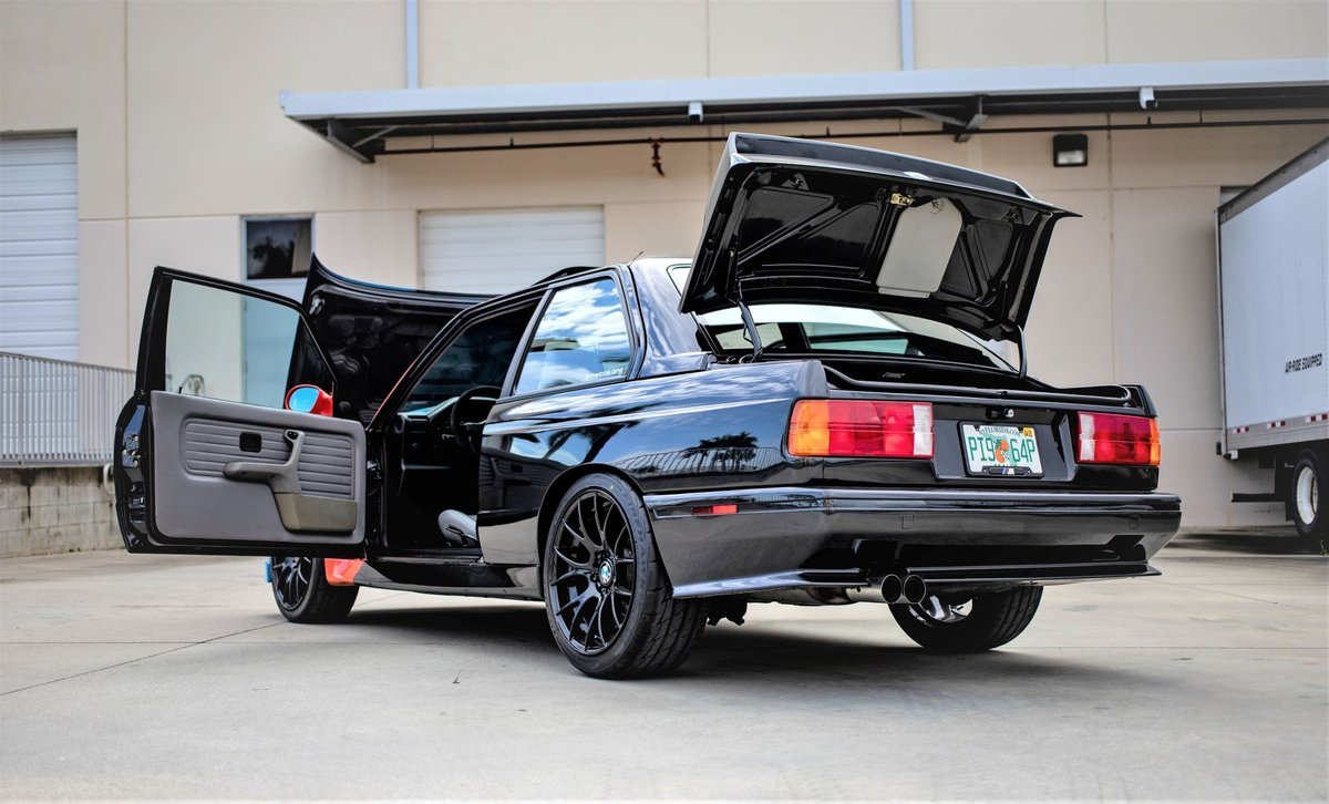 1991 Pristine, no rust, no accidents BMW E30 M3 For Sale (picture 6 of 6)