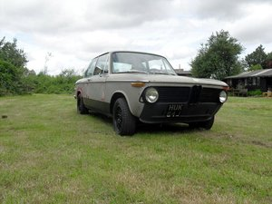 1971 BMW 2002 For Sale by Auction