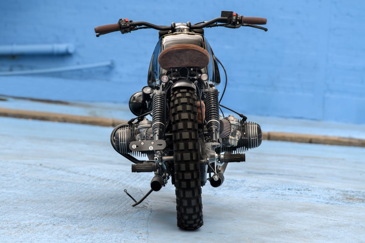 1980 BMW R80 Bobber Custom SOLD (picture 5 of 6)