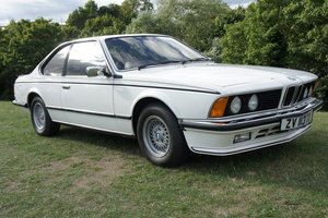 1983 BMW 635CSI ONLY 74k EX.ORIGINAL CONDITION FREE DELIVERY For Sale