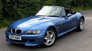 1998 BEAUTIFUL EXAMPLE BMW Z3 M 3.2 ROADSTER / PX For Sale