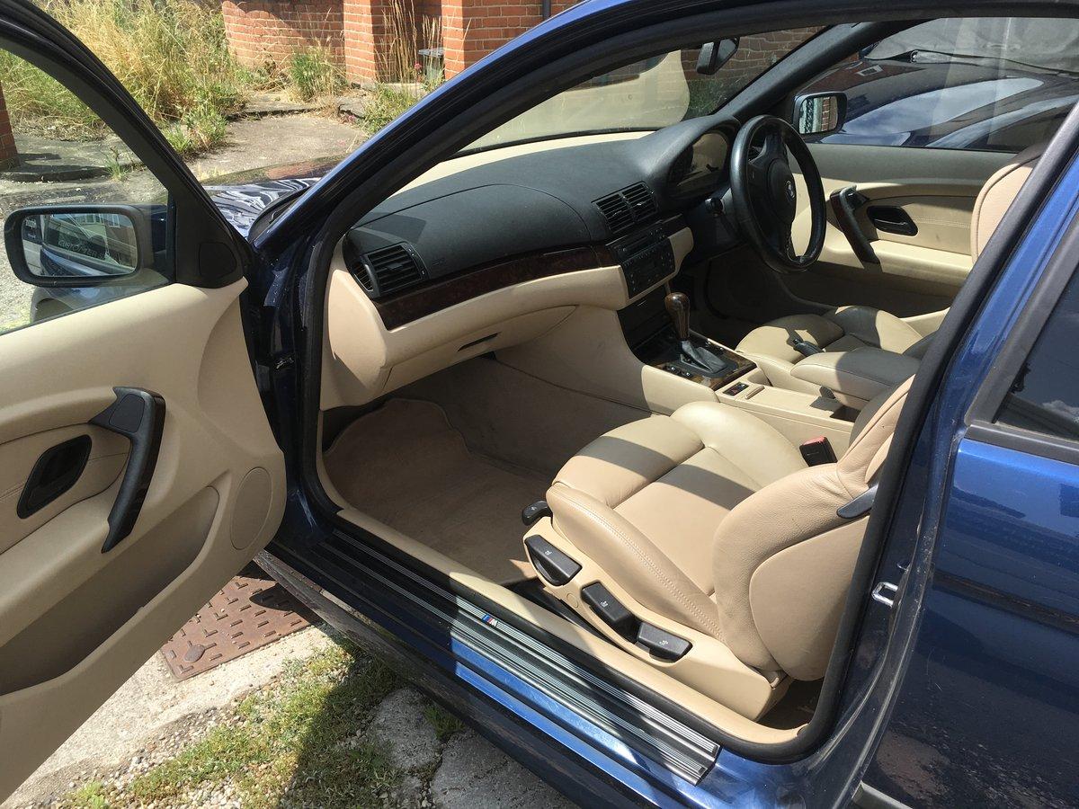 2004 BMW 318 ti Compact Sport M Auto FSH full MOT E36 For Sale (picture 2 of 6)