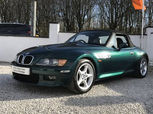 1997 Bmw z3 2.8 wide body -low mileage - fsh For Sale