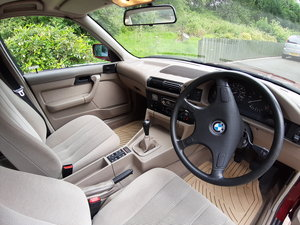 1991 Classic BMW 5 series E34 For Sale