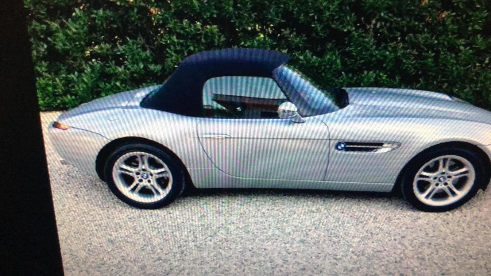 BMW Z8 anno 2001 For Sale (picture 1 of 6)