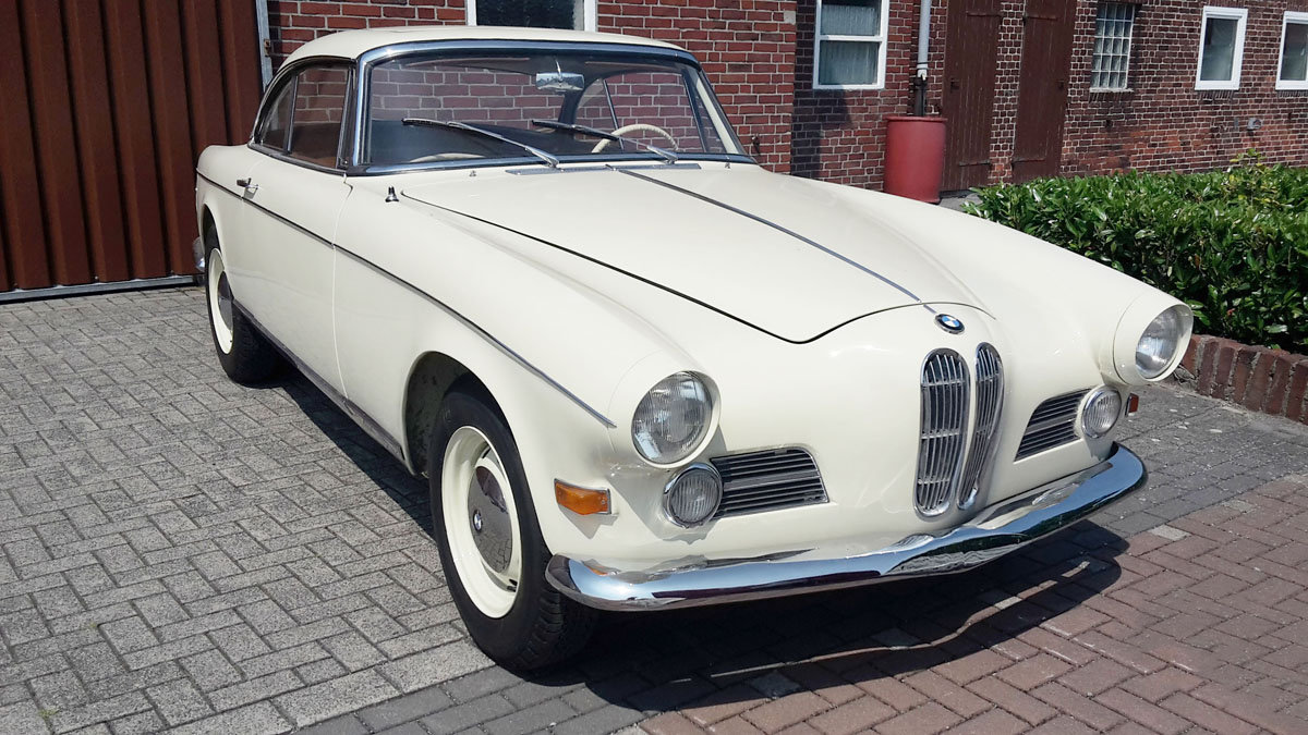 1959 BMW 503 Coupe Series II For Sale by Auction (picture 1 of 6)