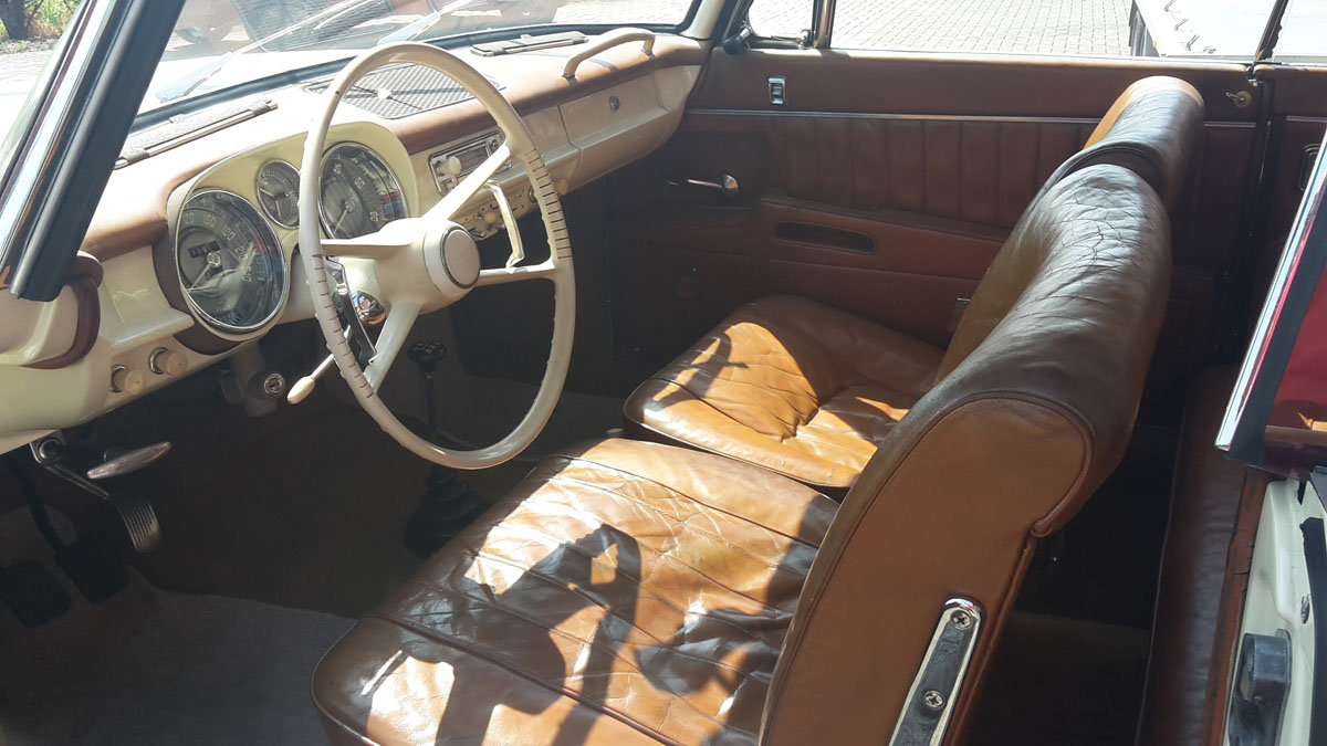 1959 BMW 503 Coupe Series II For Sale by Auction (picture 2 of 6)