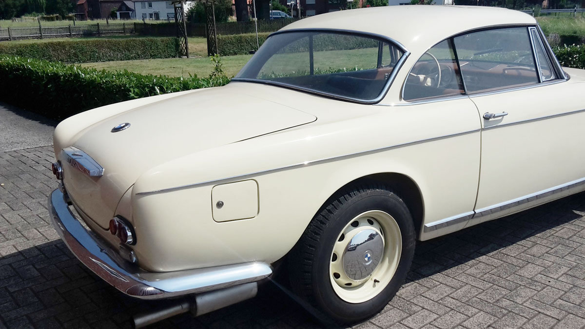 1959 BMW 503 Coupe Series II For Sale by Auction (picture 5 of 6)