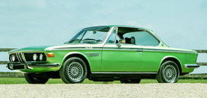 1973 BMW 3.0 CSi For Sale by Auction