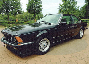 1985 BMW M635 CSI For Sale by Auction