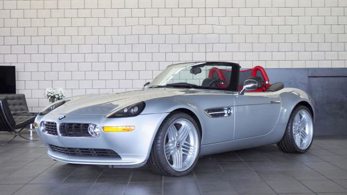 2001 BMW Z8 For Sale by Auction (picture 1 of 4)