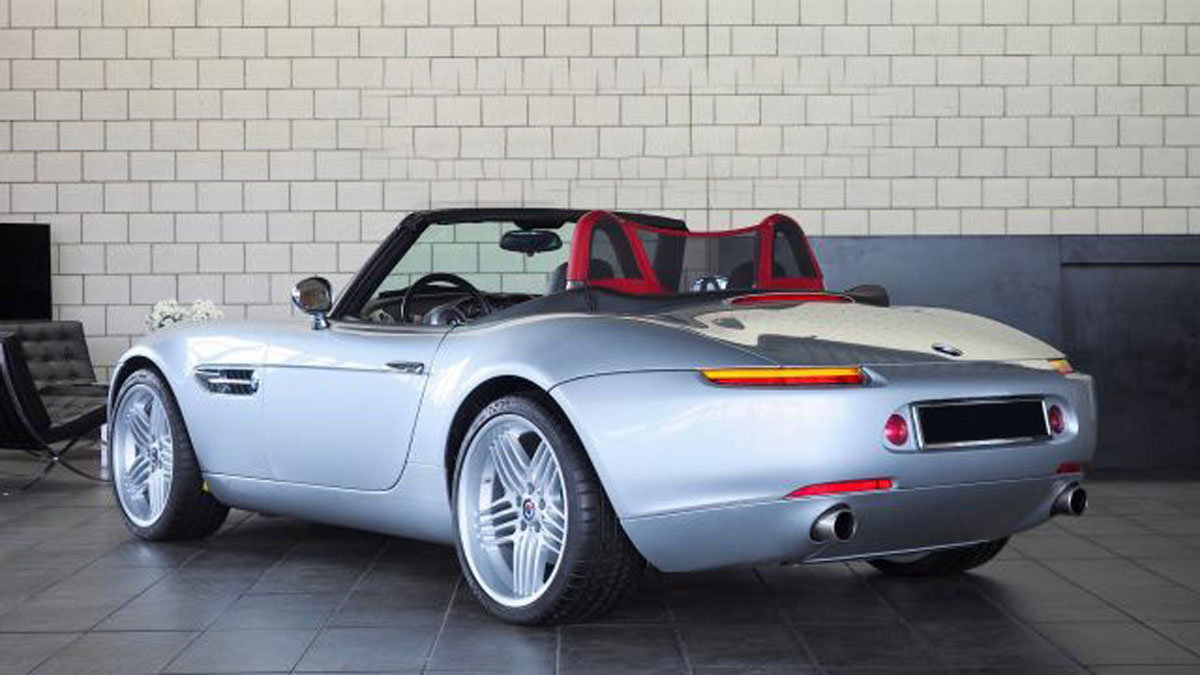 2001 BMW Z8 For Sale by Auction (picture 2 of 4)