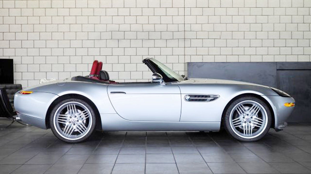 2001 BMW Z8 For Sale by Auction (picture 3 of 4)