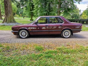 Excellent 1986 BMW E28 520i   For Sale