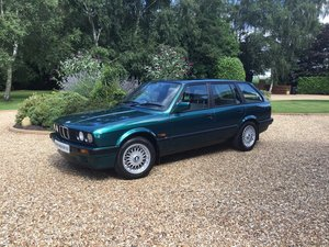 BMW 318 Lux Touring Manual 1993 L Reg For Sale