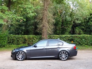 2008 BMW E90 M3 SALOON FSH IMMACULATE
