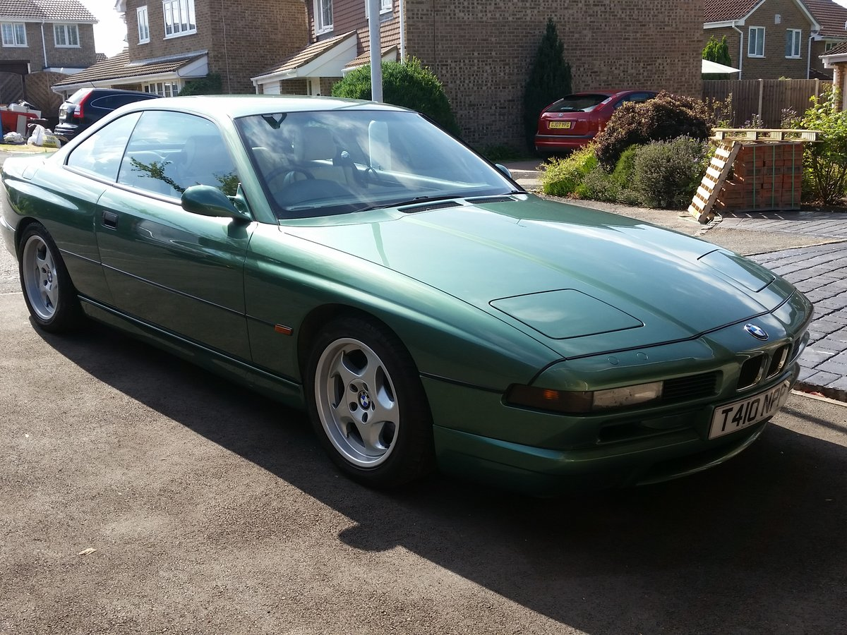1999 BMW 840 Ci Sport Auto SOLD (picture 4 of 6)