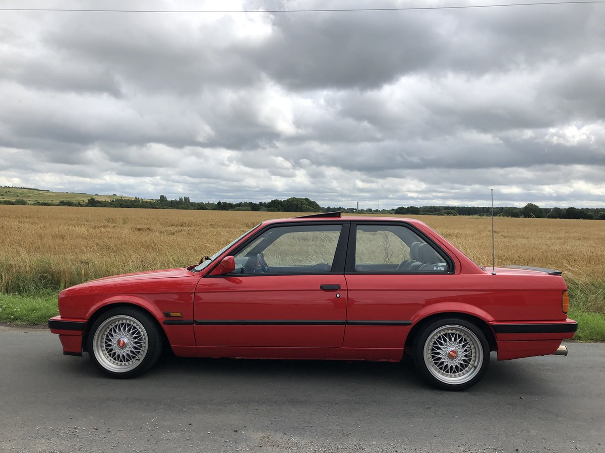 1990 Bmw E30 318i Manual M42b18 318is Engine Converted Sold