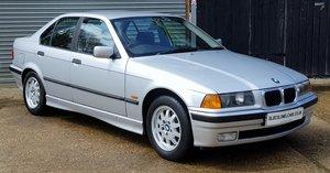 1998 Only 32,000 Miles - BMW E36 323 SE Auto - FSH - YEARS MOT