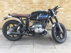1986 Bmw r80rt scrambler ulez exempt