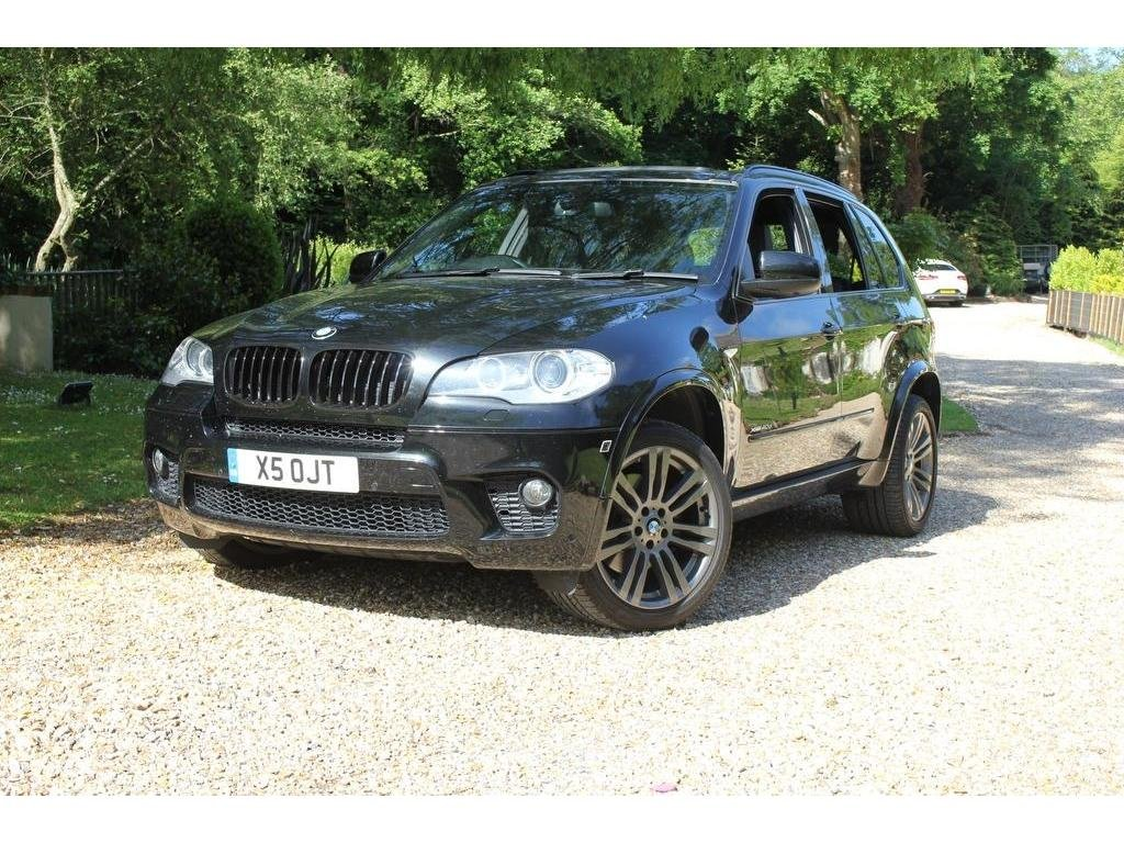2012 BMW X5 3.0 40d M Sport xDrive (s/s) 5dr 7 SEATS ,IMMACULATE  For Sale (picture 1 of 1)