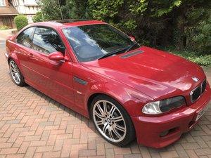 2003 Fabulous Original E46 M3 - No expense spared For Sale