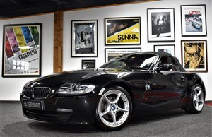 2006 BMW Z4 SI Sport Roadster 2.5 Low Mileage FSH For Sale