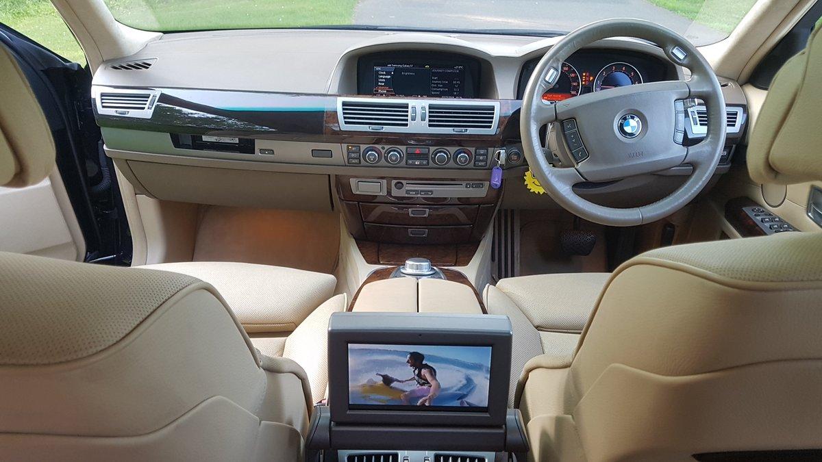 2007 BMW 760li v12 limousine lwb 07  For Sale (picture 4 of 6)