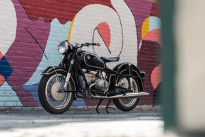 1967 BMW R60/2 For Sale
