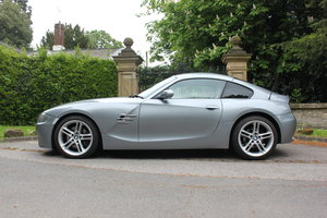 2007 BMW Z4 Coupe 3.0Si Sport Model - Sold For Sale