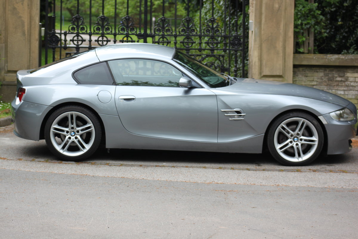 2007 BMW Z4 Coupe 3.0Si Sport Model For Sale (picture 5 of 6)