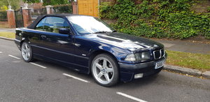 1999 BMW 328i E36 Convertible with hard top