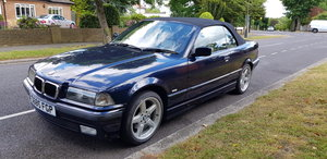 1999 BMW 328i E36 Convertible with hard top For Sale